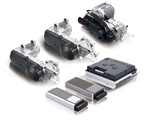 電動機車動力模組